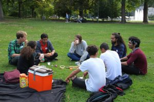 Intercultural Picnic at the Stadspark Maastricht