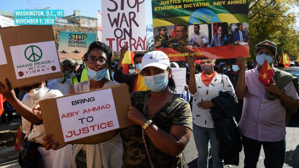 What is happening in Tigray?